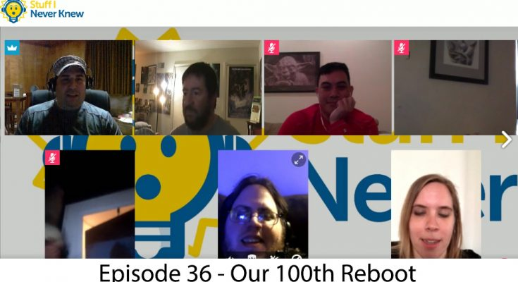 Our 100th Reboot Trivia Show