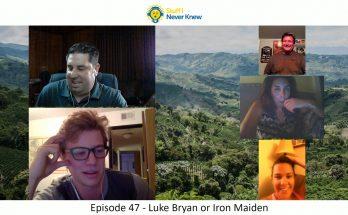 Luke Bryan or Iron Maiden