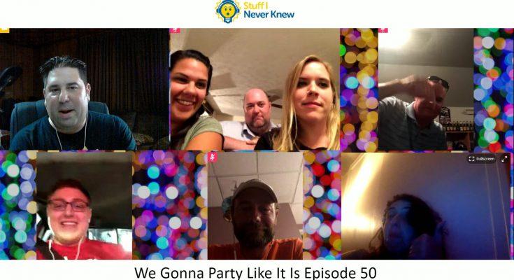 Celebrating 50 episodes!