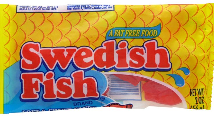 Swedish Fish Trivia Episode