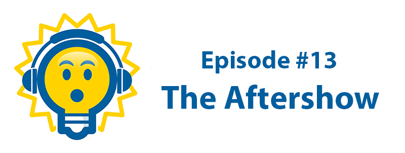 What happens after the show ends?