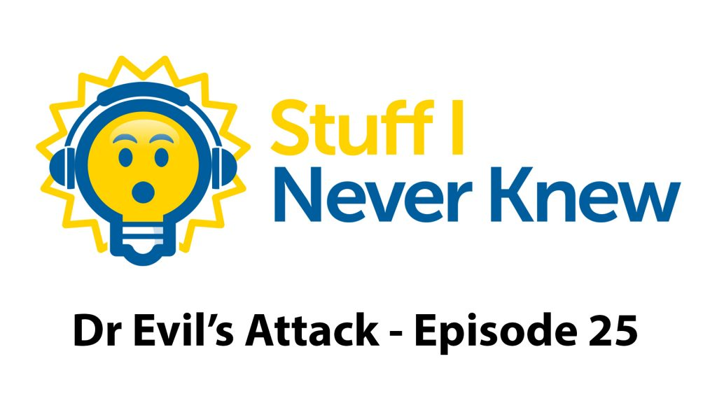 Dr Evil's Attack