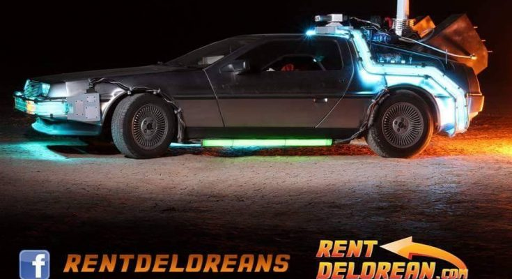 Rent Delorean Trivia Game Show