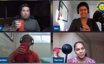 Episode 77 Fire and Ice Make Water with Brendan, Nav and Harmat