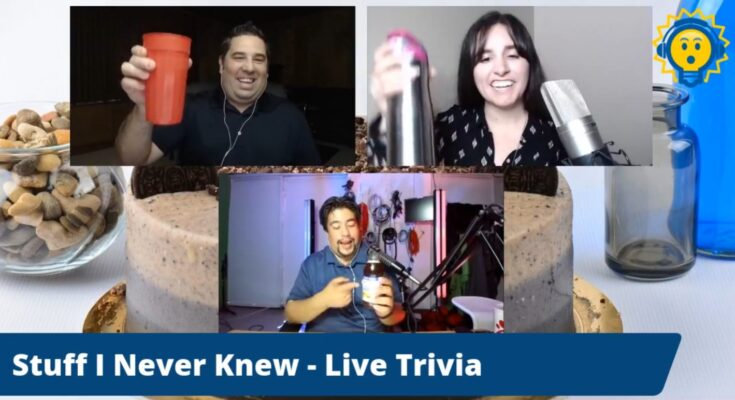 Live Trivia with the You're My Best Friend Podcast