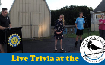 Live Trivia at the Black Canary Coffee Shop in Springdale PA